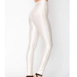 American apparel pearl disco pants